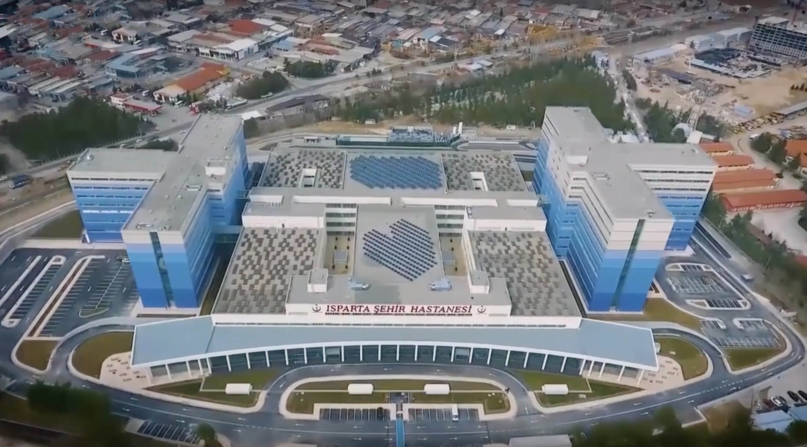ISPARTA CITY HOSPITAL PRESENTATION FILM